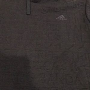 adidas Shirts - Men Adidas Hoodie ... only worn twice...
